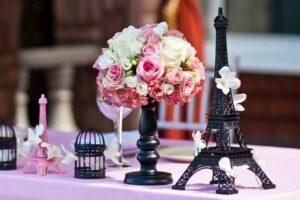 вечеринка в парижском стиле