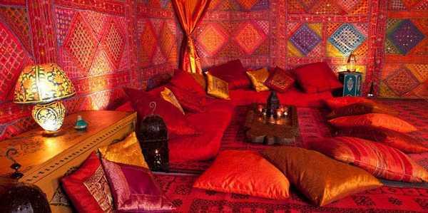 вечеринка в арабском стиле
