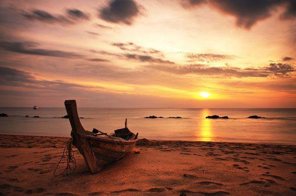 Ко Ланта Таиланд закат