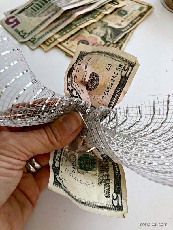 денежное дерево своими руками из купюр