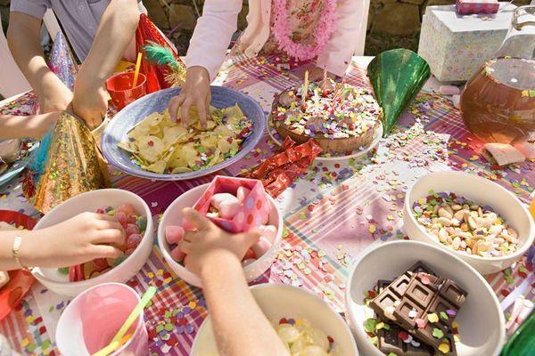 конфетная вечеринка