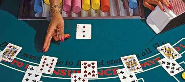 вечеринка в стиле казино